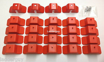 Complete Rung Cap set for Classic Little Giant Ladder Type 1A, 1AA 31552