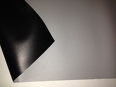 "110"" (58"" X 100"") Grey ""STRETCHABLE"" Projection Screen Material .8 gain HIGH END"