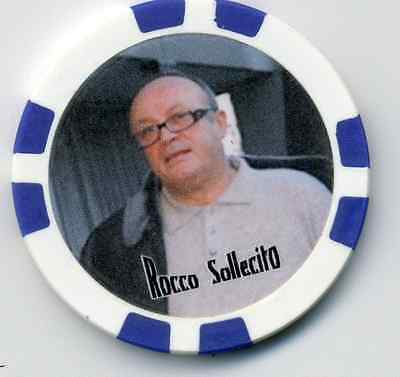 Rocco Sollecito  Gangster  Collector Chip