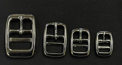 x2,x5,x10 Caveson Buckles Nickel Plated 13mm,16mm,20mm,25mm Webbing,Strap Crafts