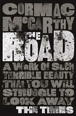 The Road by Cormac McCarthy Paperback Book Free Shipping!