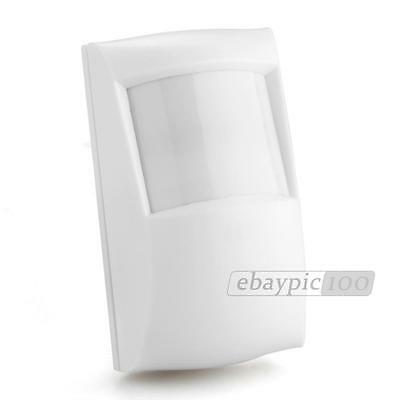 PIR Detector Motion Sensor Wired for Alarm System Home Security