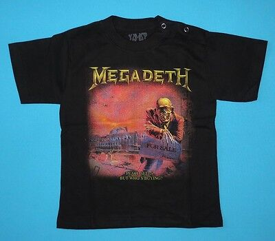 Megadeth - Peace Sells but Who is Buying Baby, Toddler, Kids T-shirt