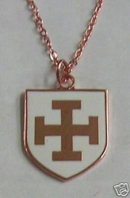 Crusaders Teutonic Knights Order German Cross Pendant