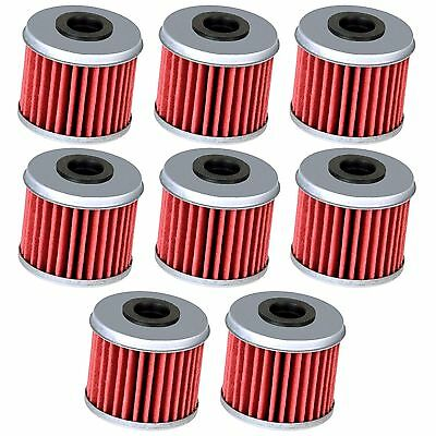 Honda CRF150R CRF150RB CRF250R CRF450R CRF250X CRF450X Oil Filter Filters HF116