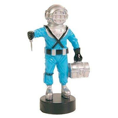 Fish Tank / Bowl / Aquatic Ornament Diver With Air Outlet 8950
