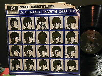 THE BEATLES A hard day's night 1A06204145