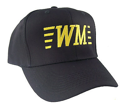 Western Maryland Railroad Embroidered Cap Hat #40-0007