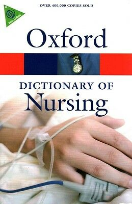 Dictionary of Nursing by Market House Books Paperback Book (English)