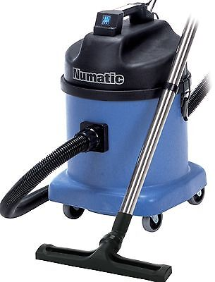 Numatic 833096 WVD 570-2 Wet or Dry Vacuum Cleaning Machine 240V