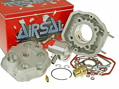 Aprilia SR 50 R 2004-> 70cc Big Bore Cylinder Barrel & Piston Kit