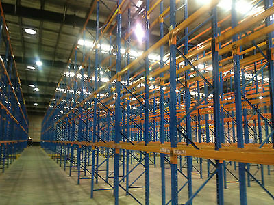 Dexion Pallet Racking Frame 3353x 838mm Pre Owned