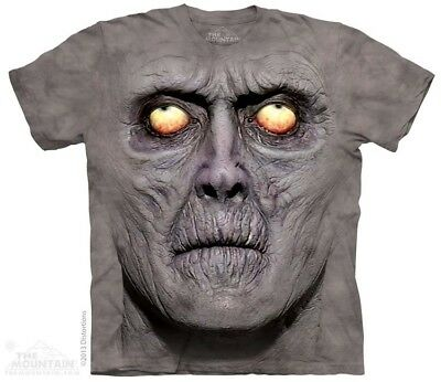 New The Mountain Zombie Portrait T Shirt