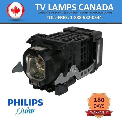 Sony XL-2400 | XL-2400U | F-9308-750-0 Philips Replacement TV Lamp with Housing