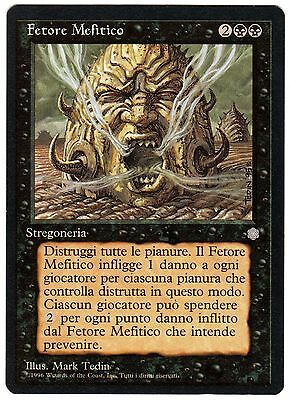 Fetore Mefitico - Stench of Evil 1x carte Magic (ITALIAN) Ice Age NM
