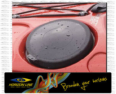 Round Hatch Cover Replace Valley VCP 8 inch Lid, fits Mirage pittarak Sea Kayak