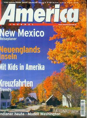 America Journal 2005/05 (New Mexico)