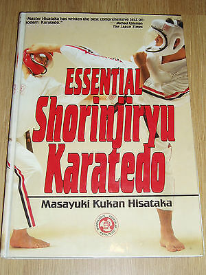 Essential Shorinji Ryu - Karate, Martial Arts