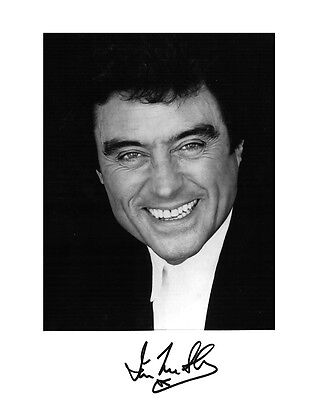 IAN McSHANE (LOVEJOY) SIGNED PHOTO PRINT 01