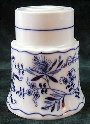 Blue Danube - Blue - Candle Base - Only