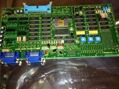 Fanuc Spindle Orientation Board A20B-0008-0242/0205A