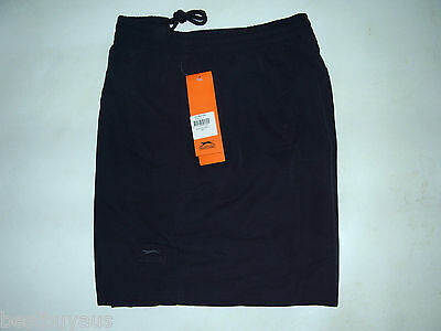 Brand New Slazenger Men's Navy Tennis Squash Badminton Casual Shorts
