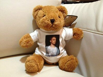 JLS Aston Merrygold TEDDY BEAR