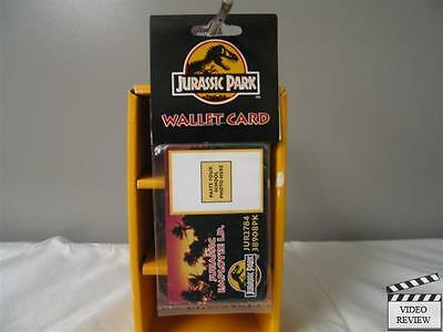 Employee I.D. - Jurassic Park Wallet Card; O.S.P. Publishing; NEW