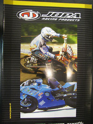 Jopa Racing Products Catalogus