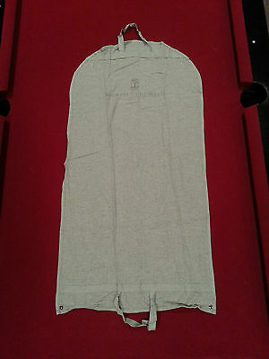 BRUNELLO CUCINELLI GARMENT BAG/SUIT BAG NEW 100 Length