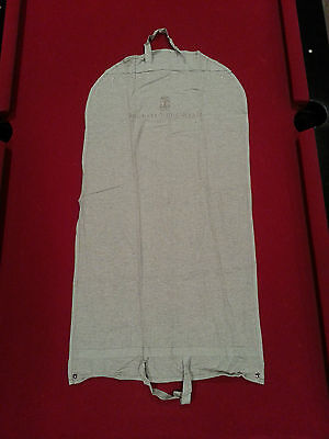 BRUNELLO CUCINELLI GARMENT BAG/SUIT BAG NEW 90&100 Length