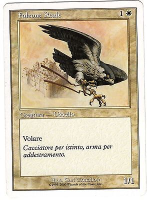Falcone Reale 1x carte Magic (STARTER DECK 1993-2000) EXC