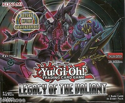 Legacy Of The Valiant LVAL Common Yu-gi-oh Cards Single/Playset Take Your Pick