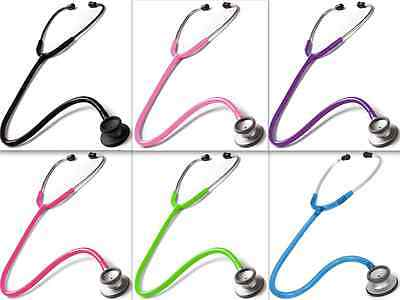 Prestige Medical Clinical Lite Stethoscope * NEW COLORS FOR 2015! * 121 DUALHEAD