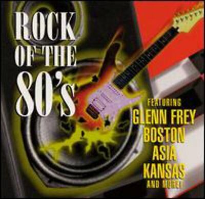 Rock Of The 80's [CD New]