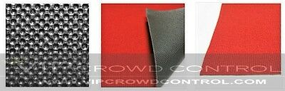 Red Carpet, Event Rugs, Size 4' X 25', Vip Crowd Control