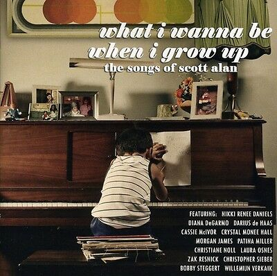 Various Artists - What I Wanna Be When I Grow Up / Various [New CD]