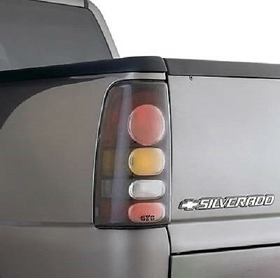GT Styling 970685 Carbon Fiber Blackouts Taillight Cover