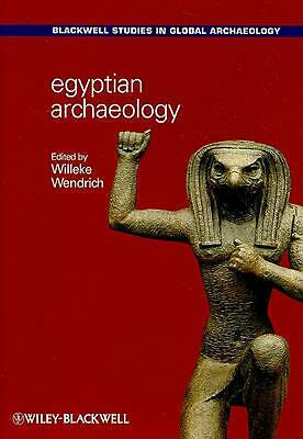 Egyptian Archaeology by Willeke Wendrich (English) Paperback Book Free Shipping!