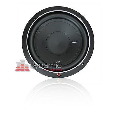"Rockford Fosgate P1S2-12 SVC Sub 2-Ohm 12"" Punch Stage 1 Car Subwoofer 500W New"