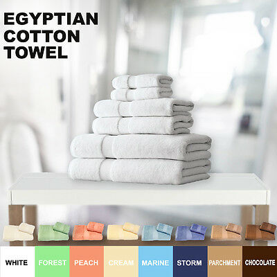 100% Egyptian Cotton Hotel Quality Face Washer Hand Towel Bath Towel Bath Sheet