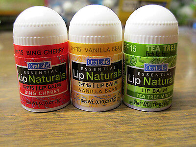 12 Mini-Chapsticks Variety Pack!  Chap-Ice, Lip Naturals, Lip Rageous & Puckers!