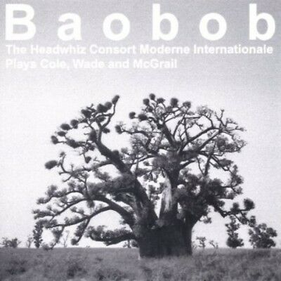 The Headwhiz Consort - Headwhiz Consort Moderne Internationale : Baobob [New CD]