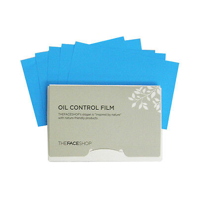 [The FACE Shop] Daily Beauty Tools Oil Control Film 50 sheets