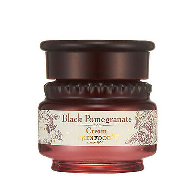 [SkinFood] Black Pomegranate Cream 50g [Anti-Wrinkle Effect]