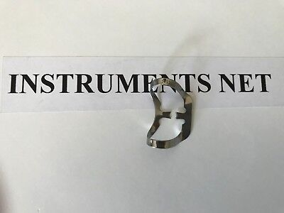 6 ENDODONTIC RUBBER DAM CLAMP # 212 Dental Instrument.