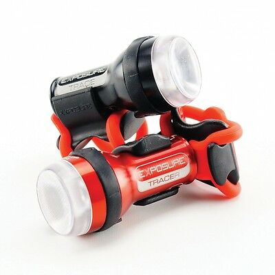 Exposure Lights Trace & TraceR Light Set - USB rechargeable cycle / bike lights