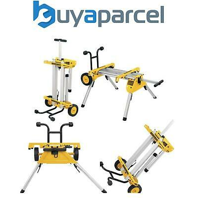 Dewalt DE7400 Heavy Duty Leg Stand Saw Workstation Universal Brackets for DW745
