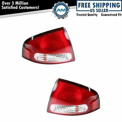 Taillight Taillamp Driver Side Left LH Rear Brake Light Lamp for 03-04 CTS