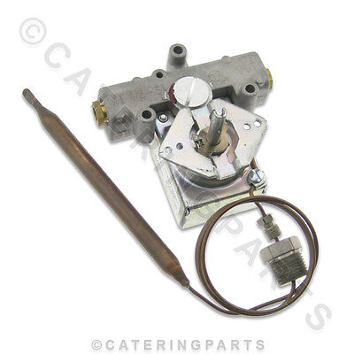Ts133 Bleed Type Gas Robertshaw Gs Thermostat 80°F-200°F For Bgor Bgo Valves